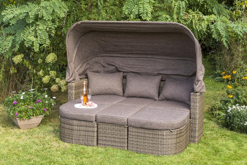 rennes multifunktionsbank gartenm bel ambiente. Black Bedroom Furniture Sets. Home Design Ideas