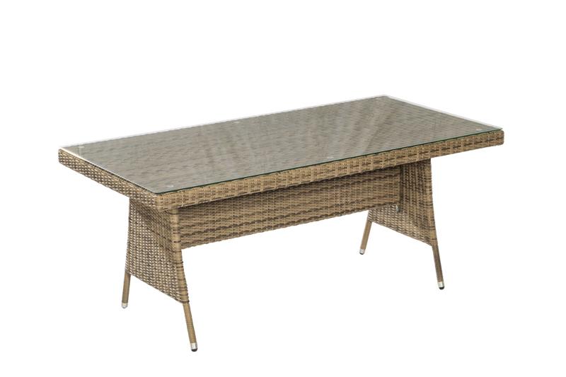 korsika tisch gartenm bel ambiente. Black Bedroom Furniture Sets. Home Design Ideas